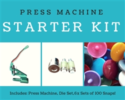 Snap Fasteners and Press Machines